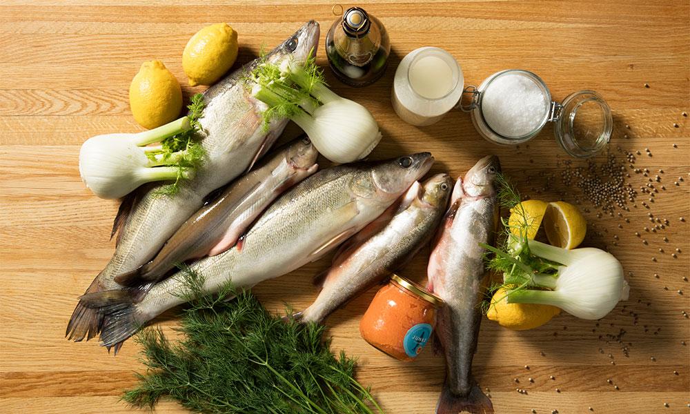 Klassisk svensk mat 2
